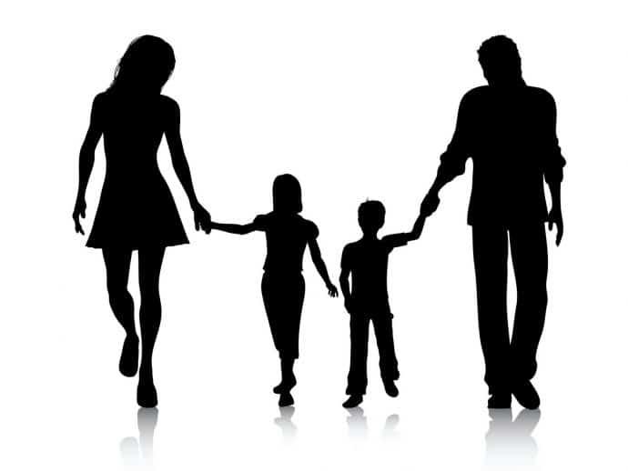 ouder kind samengesteld gezin